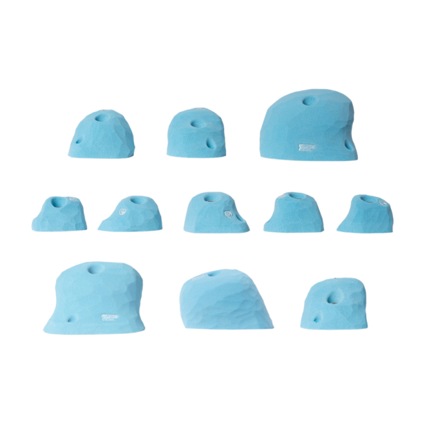 VirginGrip-Climbing-Holds-Set-The Smurf Hats