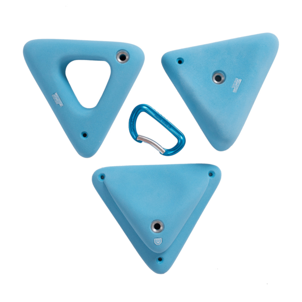 VirginGrip-Climbing-Holds- Set Small Triangulus